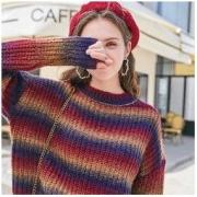 3COLOUR 三彩 D946994M00 女款针织衫 *3件190元(合63.33元/件)