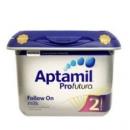 Aptamil 爱他美 Profutura 白金版 婴幼儿奶粉 2段 800g 英国版 *4件643.88元含税包邮(需用券,合160.97元/件)