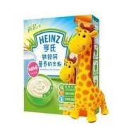 Heinz 亨氏 强化铁锌钙营养奶米粉 1段 325g22.9元包邮(需拼团)