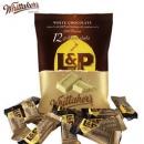 Whittaker's 惠特克 欢乐柠檬汽水LP跳跳糖白巧克力 180g26.8元包邮(需用券)