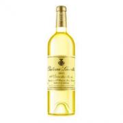 LAMONT 拉蒙 劳雷特 贵腐甜白葡萄酒 750ml 单支木盒装 *2件