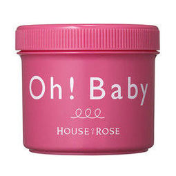 HOUSE OF ROSE 去角质磨砂膏 570g 送挖勺