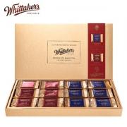新西兰销量第一 whittakers 惠特克 巧克力礼盒 252g48.8元包邮