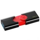 Kingston 金士顿 DT106 USB3.1 U盘 64GB39.8元(需用券)
