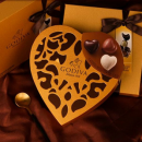 prime会员!GODIVA 歌帝梵 金装系列 14颗巧克力心形礼盒装 直邮含税到手¥154.33¥140.44