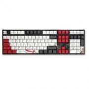 阿米洛(Varmilo)花旦娘机械键盘VA108键 德国cherry青轴办公键盘 送礼键盘 电脑键盘 无灯889元