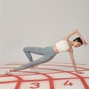 9日0点:暴走的萝莉紧  LLCK1308 女士瑜伽裤