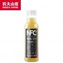 19点开始:农夫山泉 100%NFC新疆苹果汁 300ml*10瓶19.9元包邮