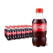限陕西:Coca-Cola 可口可乐 可口可乐汽水 300ml*24瓶