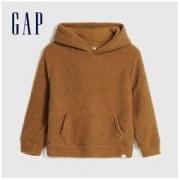 Gap 盖璞 男童仿羊羔绒卫衣69元包邮