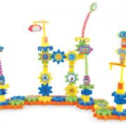 Learning Resources 机器人工厂儿童齿轮积木拼装玩具 直邮含税到手¥234.54¥214.70 比上一次爆料降低 ¥13.47