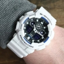 CASIO 卡西欧 G-Shock GA-100B-7AER 男款运动腕表633.43元包邮