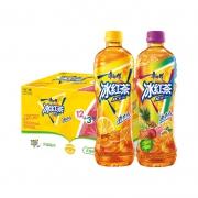 88VIP:康师傅 冰红茶饮料500ml*12柠檬口味+3热带风味 15瓶*2件