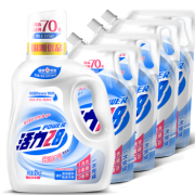 PLUS会员:活力28 柔顺护理洗衣液套装 18斤装