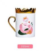 COSTA 咖世家 英伦马克杯陶瓷杯 萌趣女王 355ml65.55元