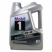 Mobil 美孚 银美孚全合成机油 SN级 5w-40 4L269元