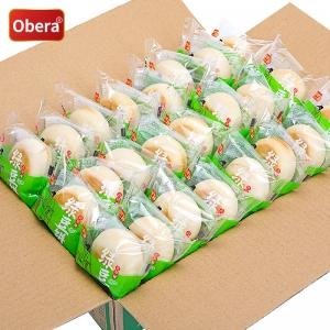 OBERA 绿豆饼  500G*2件