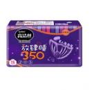 kotex 高洁丝 棉柔丝薄系列 夜用卫生巾 350mm 5片 *16件88.84元(合5.55元/件)