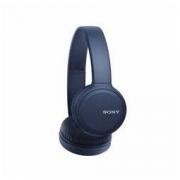 SONY 索尼 WH-CH510 无线立体声耳机 蓝色309元
