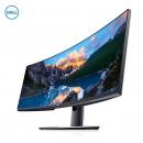 Dell 戴尔 U4919DW 49英寸3800R曲面显示器(32:9 IPS带鱼屏/双QHD/10.7亿色/HDMI*2+DP)