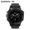 GARMIN 佳明 Fenix 5 Plus 户外手表 心率检测 音乐 支付 跑步 三星定位 北斗导航