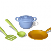 prime会员!Green Toys 过家家系列 厨师玩具套装   直邮含税到手¥72.71