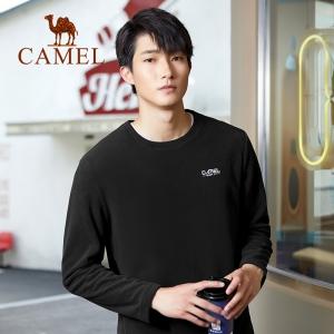 Camel 骆驼 T0W1VV107 中性户外摇粒绒卫衣