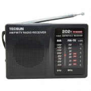 TECSUN 德生 R-202T 袖珍式收音机