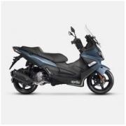 aprilia 艾普瑞利亚 SRMax250 踏板摩托车 GT版 ABS 星空蓝29800元
