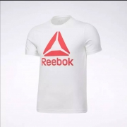 Reebok 锐步  经典印花T恤49元包邮
