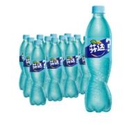 限地区:可口可乐 芬达 茉莉蜜桃味 汽水 碳酸饮料 500ml*12瓶 *2件