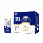 Bright 光明 优加纯牛奶200ml*12盒 *2件69.82元(双重优惠)
