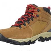 Columbia 哥伦比亚 Newton Ridge Plus II 男士全皮防水登山靴  含税到手约¥445