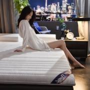 暖秀 乳胶夹层海绵床垫 双面可用可水洗 80*190cm