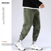 MUXINI 牧西尼 VSKC203 男子工装束脚裤29元包邮(需用券)