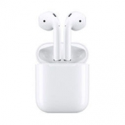 Apple 苹果 新AirPods(二代)真无线蓝牙耳机 有线充电盒版868元