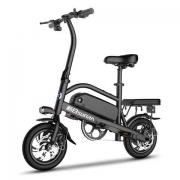 百亿补贴:SUNRA 新日 迷你折叠电动自行车1454元包邮(需用券)