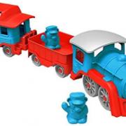 prime会员!Green Toys 玩具小火车  直邮含税到手约¥130.69