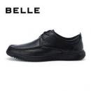 BeLLE 百丽 6VB01AM0 牛皮革商务系带休闲鞋459元