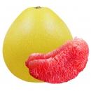 柑爸爸 福建平和琯溪蜜柚红心柚 2个装 净重4-4.5斤 单果约1.7斤以上15.8元包邮(需用券)