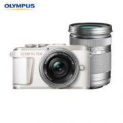 23日0点:OLYMPUS 奥林巴斯 E-PL10 数码相机 14-42mm+40-150mm双镜头套机4399元包邮