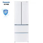 Panasonic 松下 NR-D350TP-W 多门冰箱 350L +凑单品