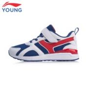 PLUS会员:李宁童鞋  大童休闲运动鞋  32-40码 *2件
