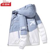 PLUS会员! Bejirog 北极绒 9601 男士休闲夹克¥49.00