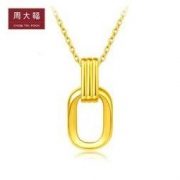 CHOW TAI FOOK 周大福 F217317 女士足金金项链 5g2818元包邮(需用券)