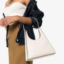 国内售价2475元!STAUD Rey 女士鳄鱼纹皮革复古手提包€187.80(折¥1605.69)