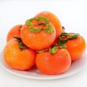HUABEIQIANG 華北強 头茬新鲜火晶柿子 5斤 *2件