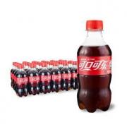 限地区:可口可乐 Coca-Cola 汽水 碳酸饮料 300ml*24瓶