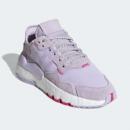 成人可穿!Adidas ORIGINALS NITE JOGGER 大童运动鞋$32.99(折¥239.18)