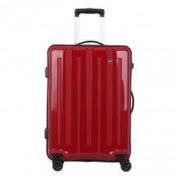 SUISSEWIN 瑞世 PP材质旅行箱 24寸红色